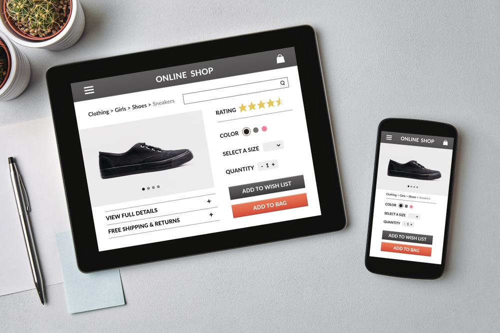 Top 5 Factors that Make a Good E-Commerce Website, Design Squid, The Woodlands