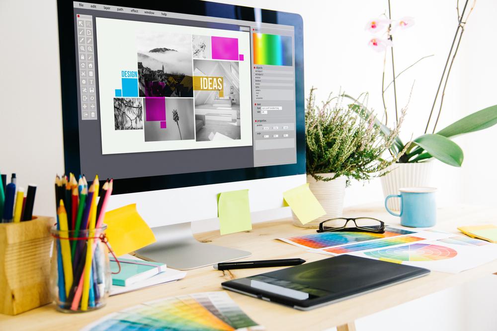 4 Graphic Design Tips For Non-Designers, Design Squid