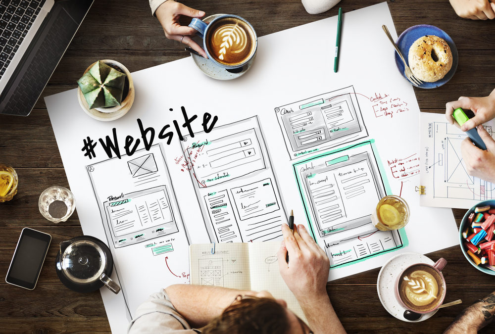 3 Popular Website Styles